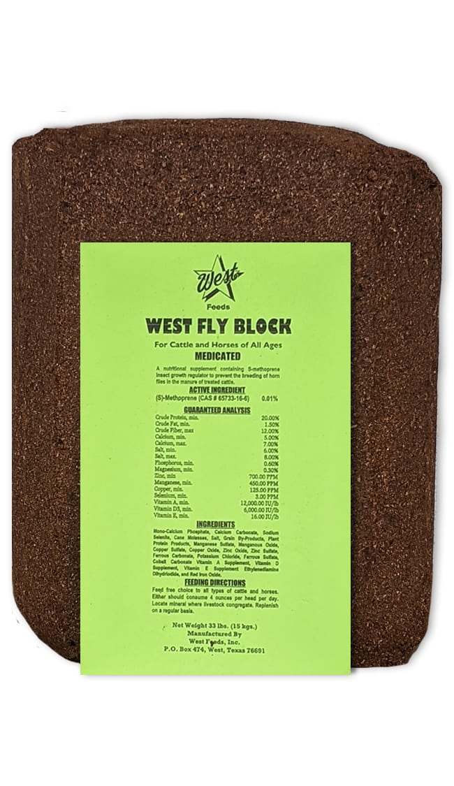 fly control block