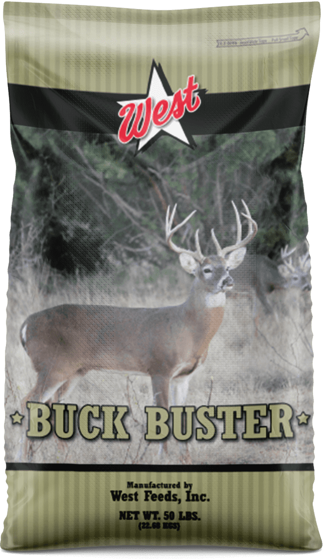 buck buster deer feed bag